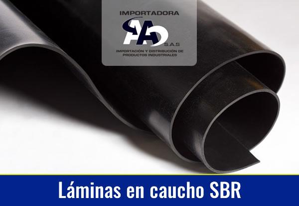 Láminas de Caucho SBR