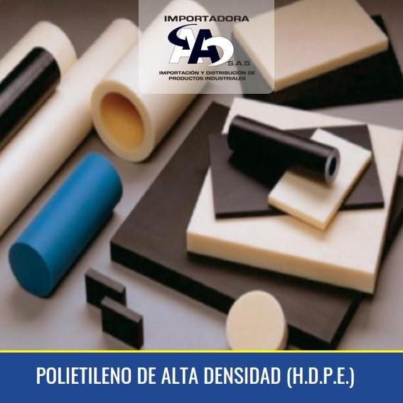 POLIETILENO DE ALTA DENSIDAD (H.D.P.E.)